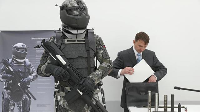 """Nga có """"khoác lác"""" không khi nói chế tạo áo giáp chống đạn 12,7mm?"""