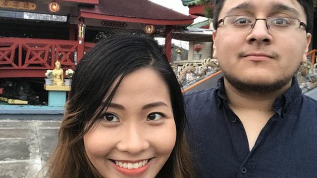Nàng dâu Tây, chàng rể ngoại cùng ăn Tết Việt