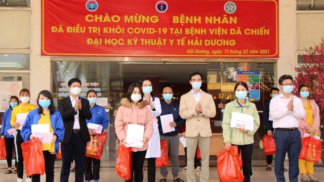 Tin vui: 27 bệnh nhân mắc COVID-19 tại tâm dịch Hải Dương được công bố khỏi bệnh