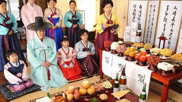 Tết Nguyên Đán tại Hàn Quốc: Giống các nước Á Đông về ý nghĩa nhưng lại khác xa về phong tục và ẩm thực
