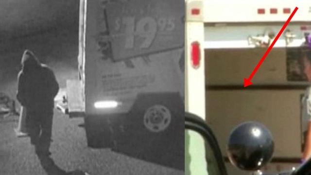 """Liều mạng ăn cắp chiếc ô tô, 3 tên cướp mở thùng xe ra liền """"bỏ của chạy lấy người"""", tới lượt cảnh sát kiểm tra cũng chưng hửng với thứ bên trong"""