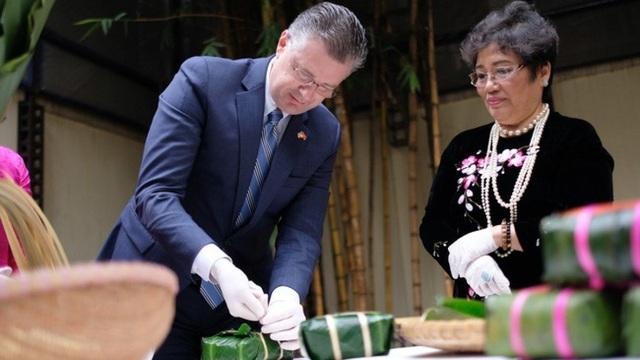 """Đại sứ Mỹ: """"Trong lúc khó khăn, Việt Nam chính là người bạn tốt nhất của chúng tôi"""""""
