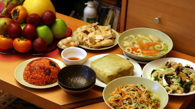 Bí quyết bảo quản thức ăn ngày Tết đảm bảo sức khỏe cho gia đình