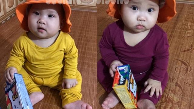 Cái Tết đầu tiên của những em bé được can thiệp y học từ trong bụng mẹ