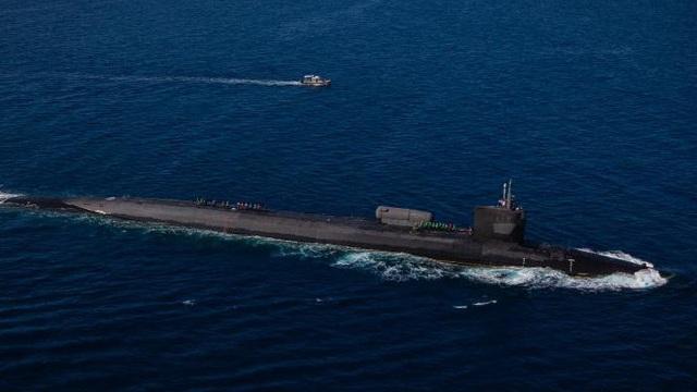 Tàu ngầm nguy hiểm nhất của Mỹ bị tước bỏ vũ khí hạt nhân, nhưng vẫn rất đáng gờm với Trung Quốc