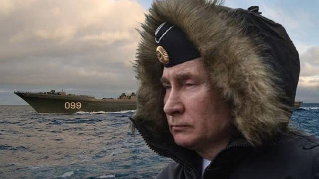 """""""Hạm đội phương Bắc"""" bị NATO bao vây, Bắc Cực sẽ là """"mồ chôn"""" của Nga?"""