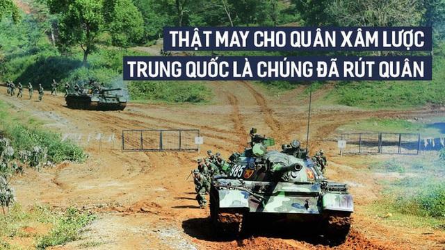"""Chiến tranh biên giới 1979: Huênh hoang tuyên bố """"ăn sáng ở Hà Nội, ăn trưa ở Huế, ăn tối ở Sài Gòn"""", quân TQ thảm bại"""
