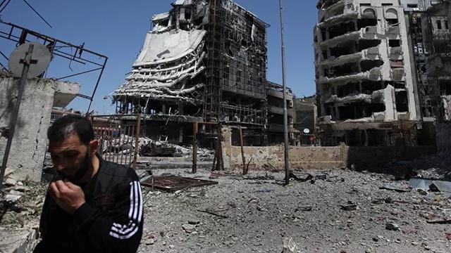 Phát hiện kho vũ khí lớn của khủng bố IS ở Syria