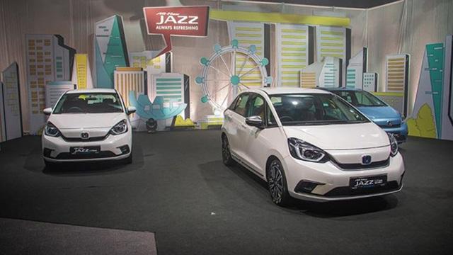 Honda Jazz thế hệ mới giá đắt ngang Toyota Camry có về Việt Nam?