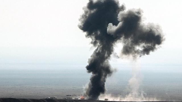 Dân quân thân Iran bắn rơi máy bay Israel