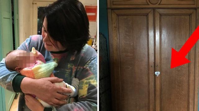 Thấy con gái nuôi 5 tuổi sợ hãi khi nhìn vào tủ quần áo và thích nhốt chó trong hộp, người phụ nữ tìm hiểu rồi chết lặng với kết quả