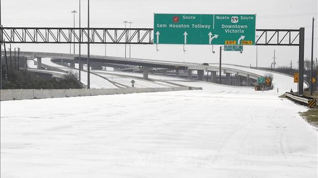 Tổng thống Mỹ ban bố tình trạng thảm họa tại bang Texas