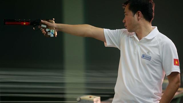 Hoàng Xuân Vinh hết cơ hội tranh vé Olympic?