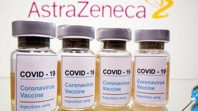 NÓNG: Lô vắc xin COVID-19 đầu tiên về đến Việt Nam
