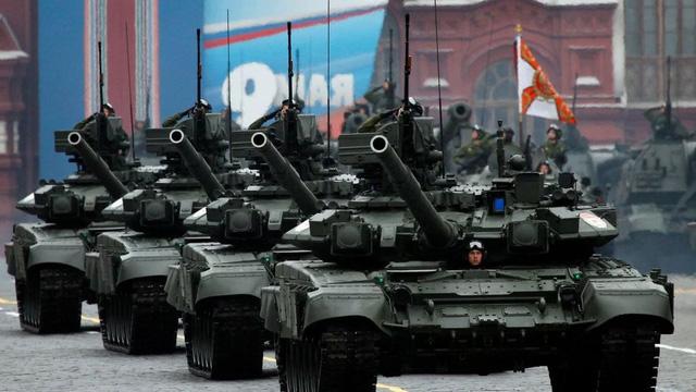 Nga trở thành nhà buôn vũ khí chủ chốt ở châu Phi như thế nào?