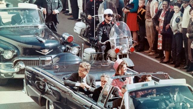 Tổng bí thư Liên Xô Nikita Khrushchev đã ra lệnh ám sát Tổng thống Mỹ John Kennedy?