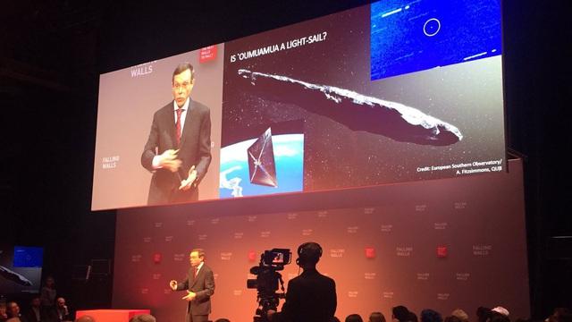 GS Havard: Có thể người ngoài hành tinh chưa ghé thăm Trái Đất vì không thấy con người thú vị, hấp dẫn