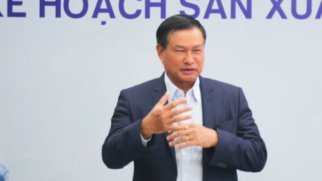Rời Coteccons, ông Nguyễn Bá Dương xuất hiện tại một công ty xây dựng mới, đặt mục tiêu 2.000 tỷ doanh thu trong năm 2021
