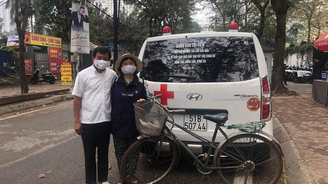 Hơn 2 tiếng kêu gọi ở Hà Nội, ông Đoàn Ngọc Hải nhận hơn 110 triệu đồng xây nhà cho người nghèo
