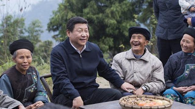 """Ông Tập Cận Bình thông báo """"vinh quang vĩ đại"""" của Trung Quốc: Thắng toàn diện cuộc chiến xóa nghèo"""