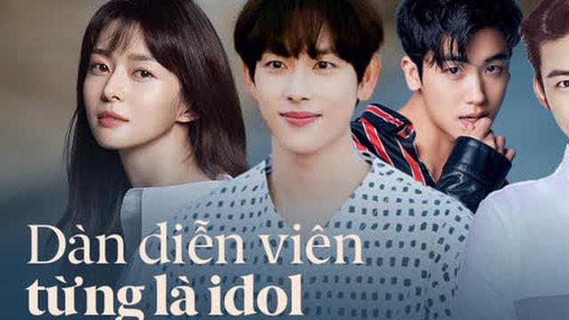 Ai ngờ dàn diễn viên này từng là idol Kpop: Mỹ nhân Itaewon Class là hiện tượng, tài tử The Heirs dẫn đầu 3 boygroup diễn xuất