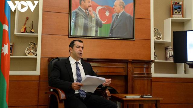 """Azerbaijan """"coi trọng"""" Armenia, muốn Armenia cùng hợp tác ở Kavkaz sau xung đột"""
