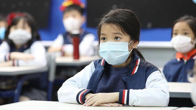 Hà Nội: Sẵn sàng các điều kiện cho học sinh trở lại trường đầu tháng 3