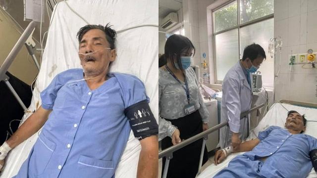Tình trạng sức khoẻ hiện tại của diễn viên Thương Tín sau khi đột quỵ