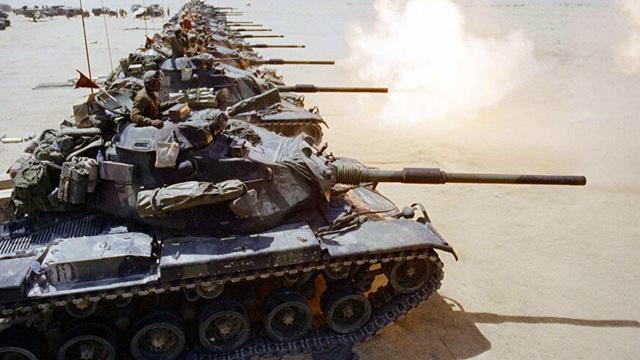 30 năm chấm dứt Chiến tranh Vùng Vịnh - Bão táp Sa mạc