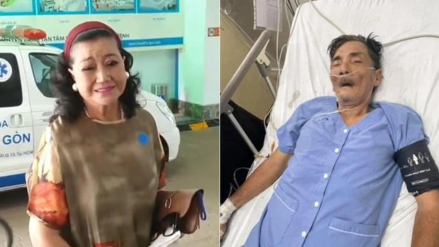 NSND Kim Cương: Tôi sẽ hỗ trợ Thương Tín