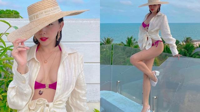 """Loạt ảnh sexy không làm fan """"thất vọng"""" của Tóc Tiên ở tuổi 32"""