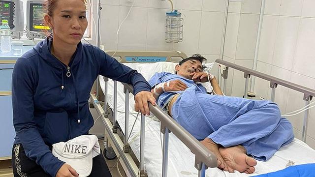 Cuộc sống của nghệ sĩ Thương Tín với vợ kém 32 tuổi khó khăn thế nào?