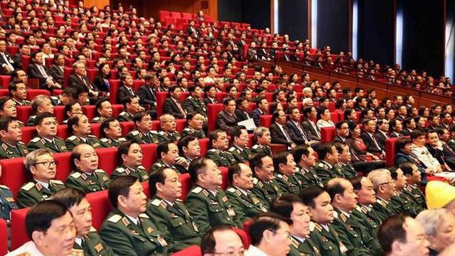 Những sĩ quan cao cấp quân đội, công an lần đầu trúng cử BCH T.Ư