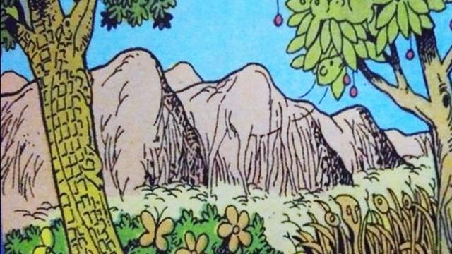 Thách thức thị giác: Trong 5 giây, bạn hãy tìm xem trong tranh có bao nhiêu con vật