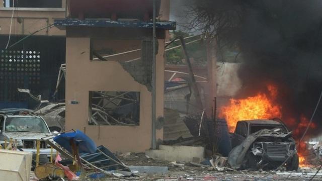 Đánh bom ven đường khiến 12 nhân viên Cơ quan tình báo thiệt mạng ở Somalia