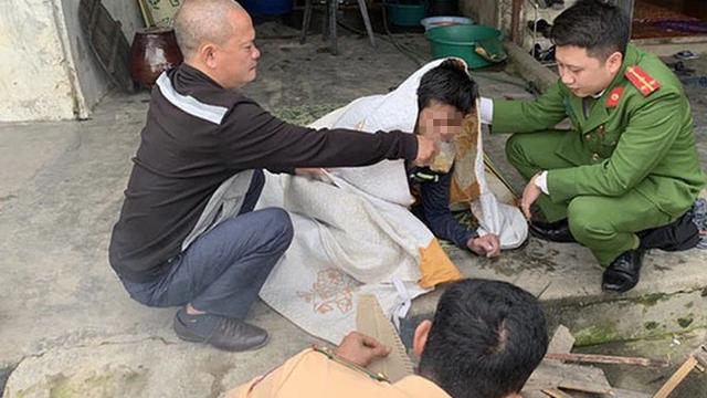 Nam thanh niên bỏ xe đạp trên cầu rồi lao xuống sông Lam tự tử