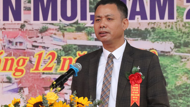 Sơn La có tân Phó Chủ tịch UBND tỉnh