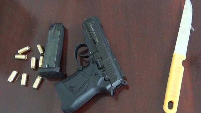 Tin mới vụ anh nổ súng ép em cùng đi cướp ngân hàng ở Kiên Giang