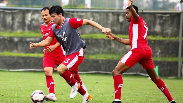 Quế Ngọc Hải trở lại, Viettel FC tự tin giành 3 điểm