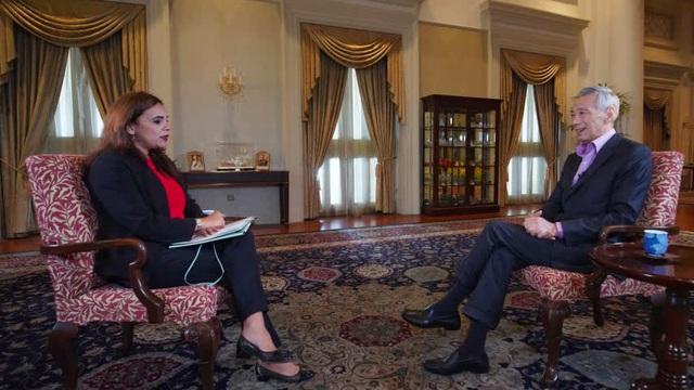 Thủ tướng Singapore nói nhiều quyết định của Trung Quốc khiến thế giới lo lắng