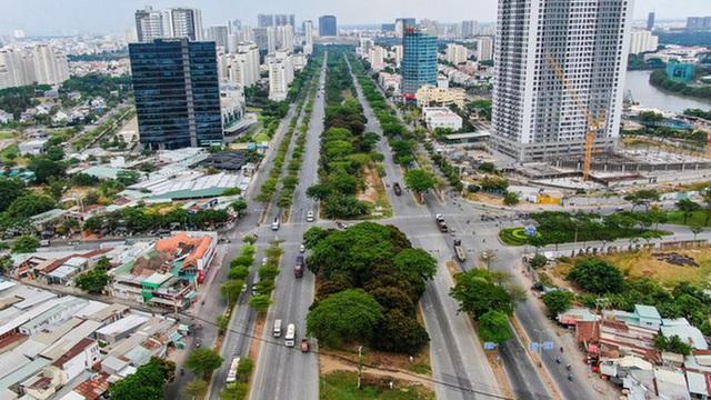 TP HCM lên lộ trình chuyển huyện Hóc Môn, Bình Chánh, Nhà Bè thành quận trước năm 2025