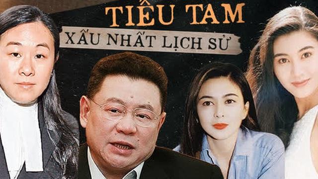 """""""Tiểu tam xấu nhất lịch sử"""" Vương Dĩnh Dư: Vượt mặt Quan Chi Lâm, Lý Gia Hân, khiến đại gia sát gái nhất Cbiz mê như điếu đổ"""
