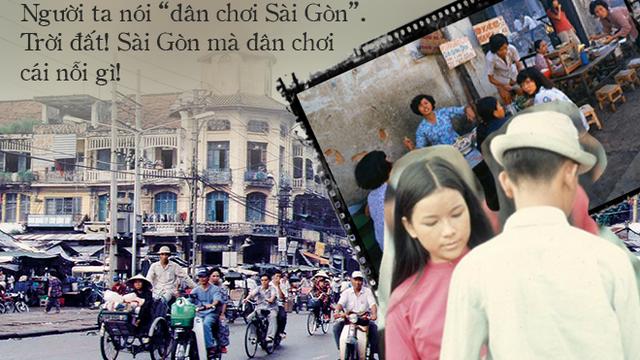 Đã là người Sài Gòn từ thuở bào thai, cần gì xin nhập tịch