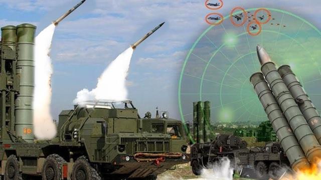 """Tên lửa S-500 Nga dễ dàng """"xơi tái"""" F-22 và F-35 Mỹ: Có những tính năng gì đặc biệt?"""