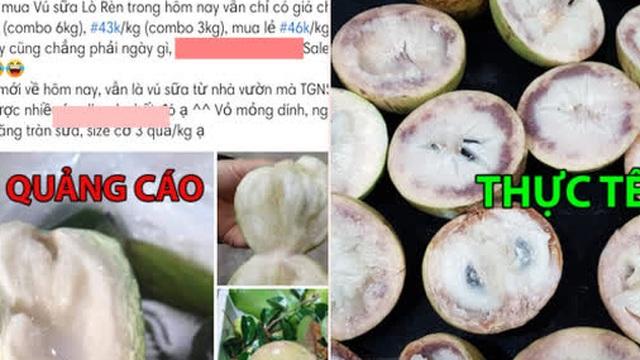 Xôn xao cửa hàng thực phẩm ở Hà Nội bán 6kg trái cây 'đểu', khách muốn đổi trả thì lại bảo: Vú sữa là hàng nhạy cảm, phải ăn ngay!