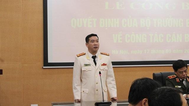 Trưởng phòng Cảnh sát kinh tế Hà Nội chưa được khôi phục chức vụ