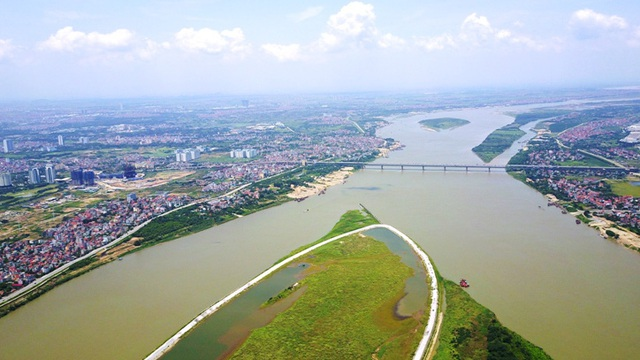 Hà Nội và giấc mơ thành phố sông Hồng