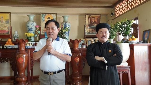 """Sự thật mối quan hệ giữa vợ chồng ông Dũng 'lò vôi"""" và """"thần y"""" Võ Hoàng Yên"""