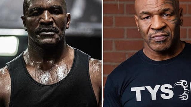 """Kèo siêu đại chiến giữa Mike Tyson vs Evander Holyfield """"sẽ sớm được công bố"""", có giá trị lên tới 230 triệu euro"""