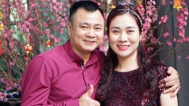 Điều ít biết về người vợ giản dị kém 12 tuổi của NSND Tự Long